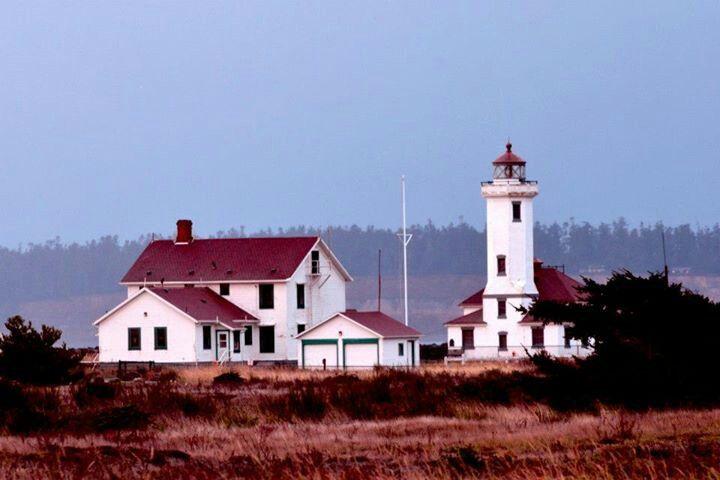 Washington lighthouse
