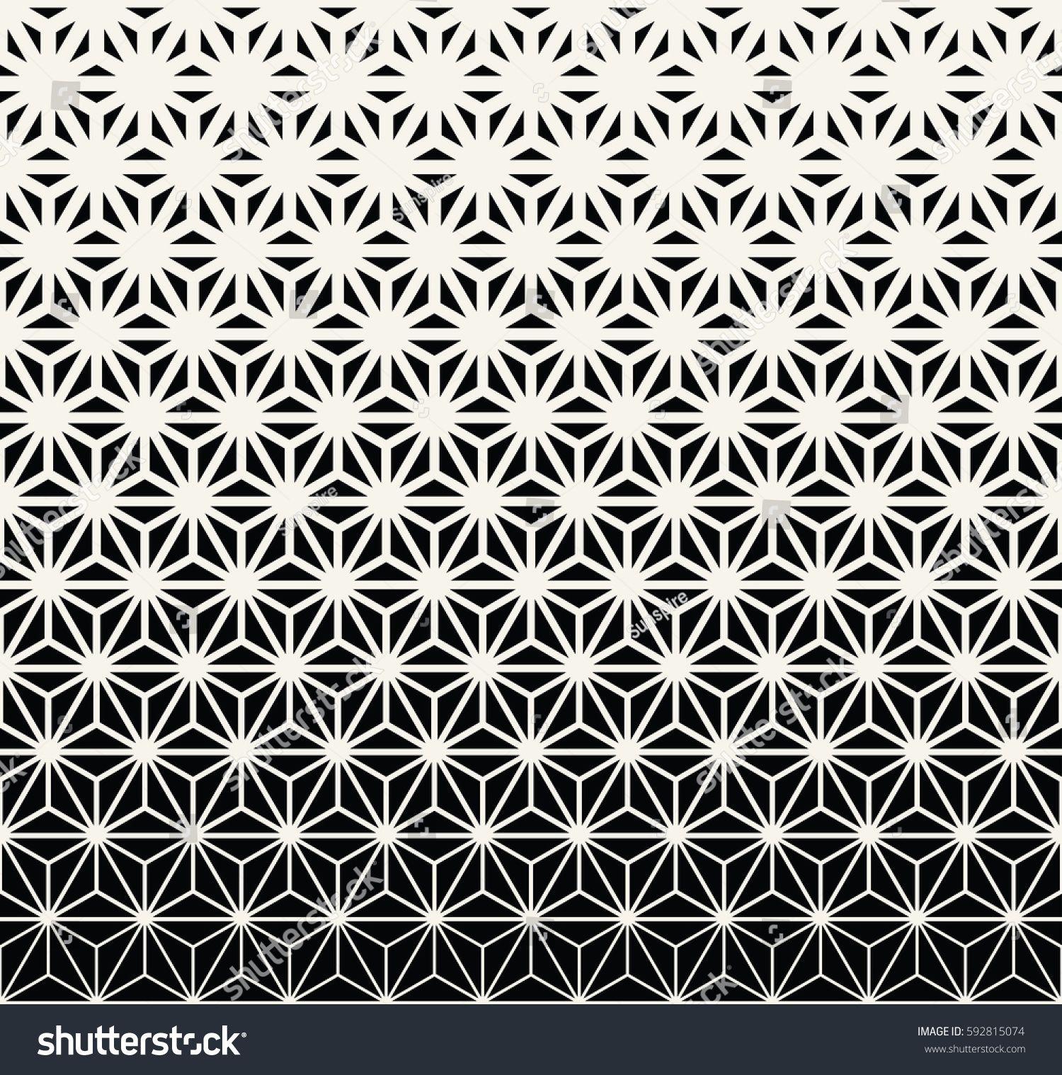 Sacred Geometry Halftone Triangle Graphic Pattern Print Geometrie Vektorgrafik Geometrie Tattoo