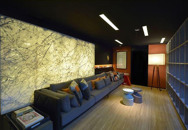 Anexo Social é ambiente premiado na Casa Cor RS 2014 # ...