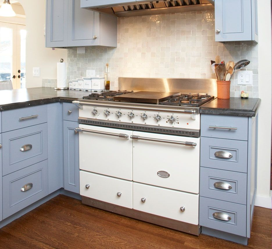 Kitchen cabinets stove dimensions - The Cluny By Lacanche Is A Beautiful Performance Cooking French Range With Two