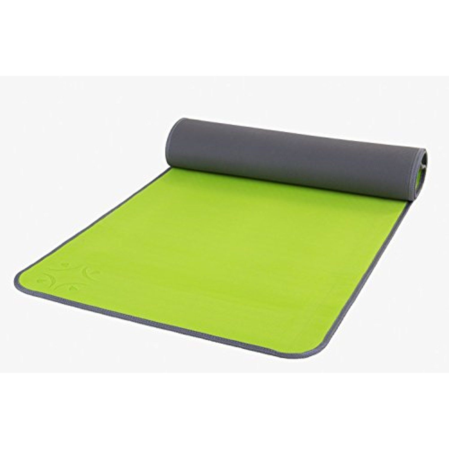 Fitness Republic Tpe Yoga Mats Exercise Floor Mat Workout Mat Find Out More About The Great Product At The Imag Exercise Floor Mat Mat Exercises Exercise