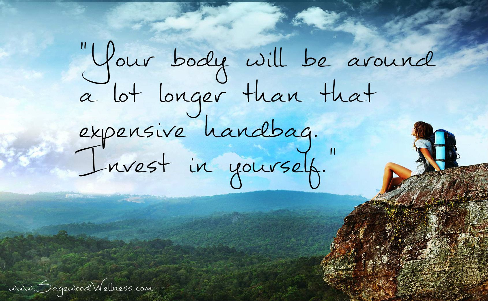 Wellness Quotes Health & Wellness Quotes  Invest In Yourself  Sagewood Wellness .