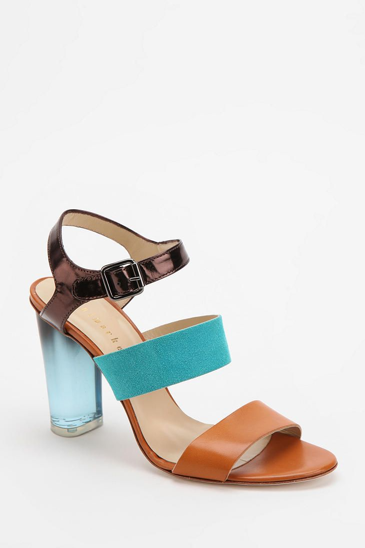 802a99f8a9a Minimarket Singha Clear Heel Sandal #urbanoutfitters. Urban Outfitters ...