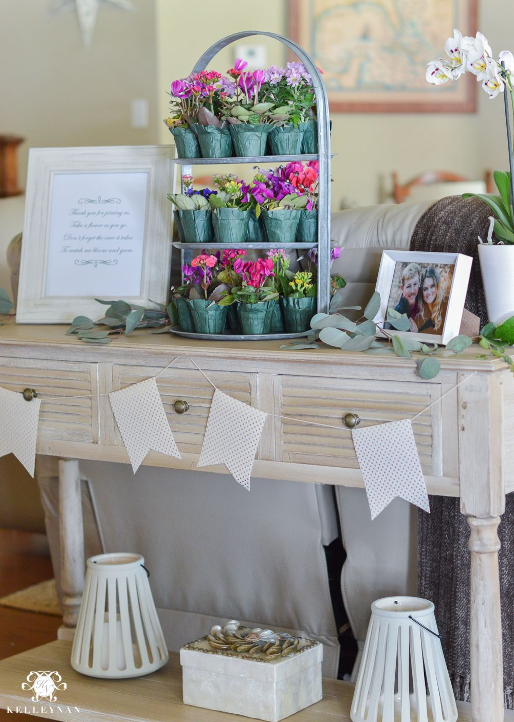 Ideas To Throw An Indoor Garden Party Bridal Shower Indoor Garden Party Garden Party Bridal Shower Bridal Shower
