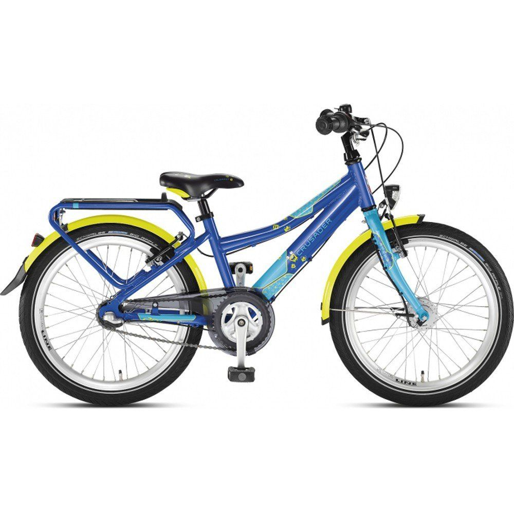 Puky Crusader 203 Light childrens bike 20 inch blue 2015