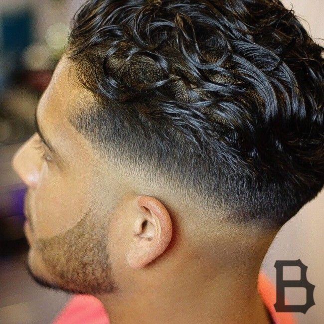 top 100 des coiffures homme 2018 pinterest cortes caballero caballeros y cabello rizado. Black Bedroom Furniture Sets. Home Design Ideas