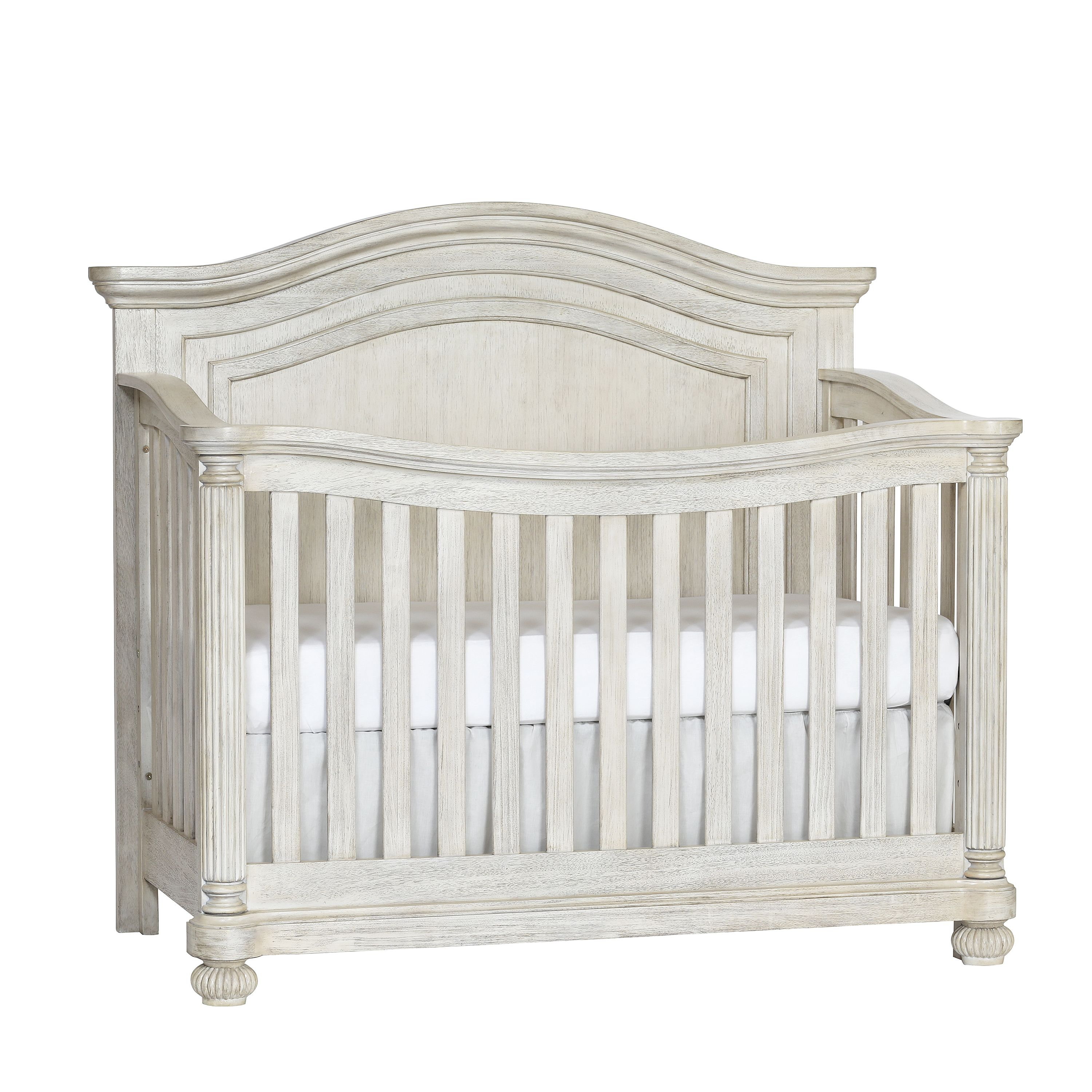 Kingsley Charleston Crib In Weathered White Baby Room Colors