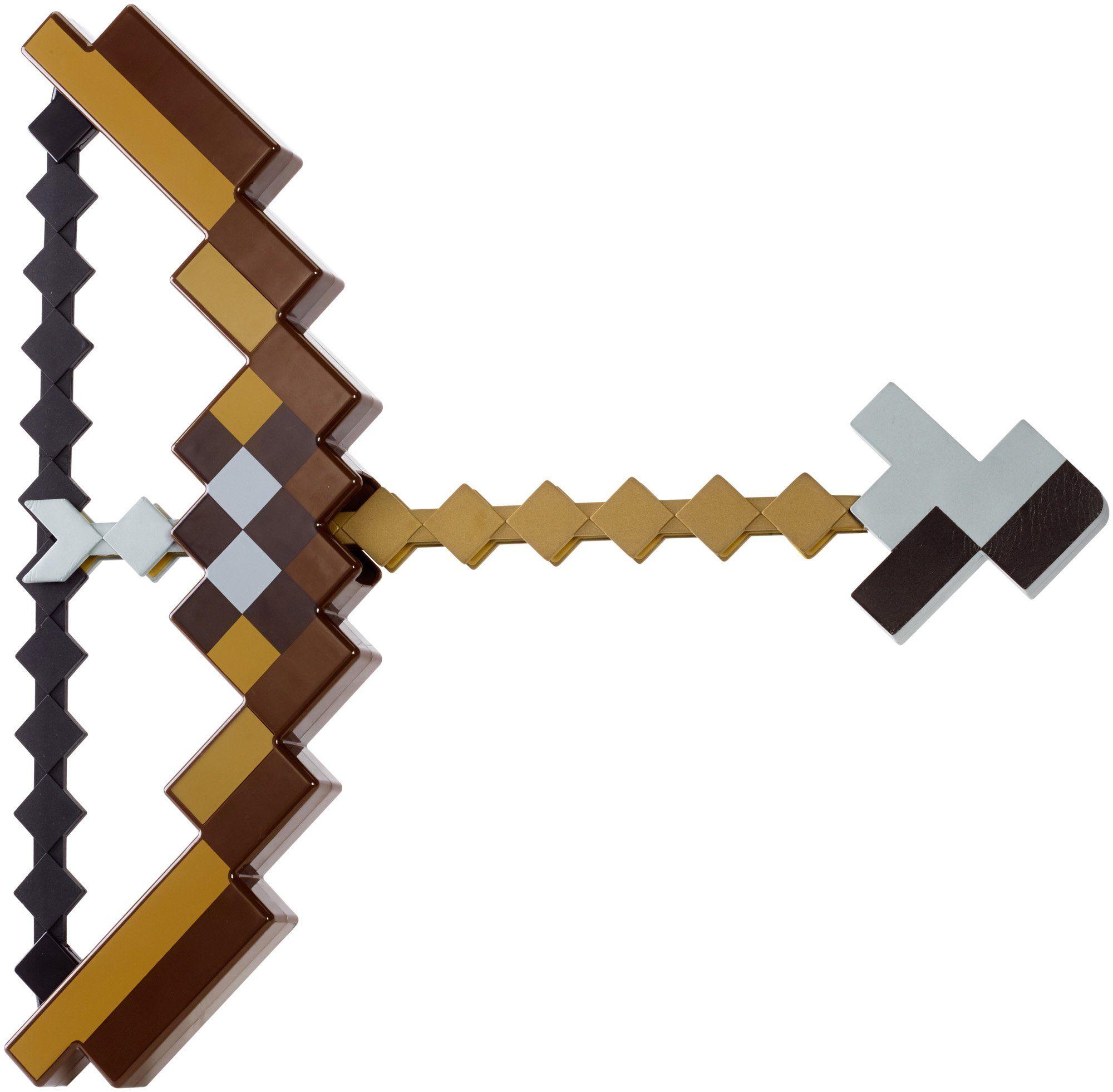 Amazon com: Minecraft Bow And Arrow: Toys & Games
