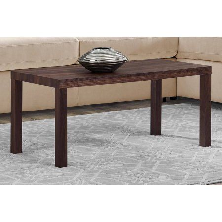 Home Walnut Coffee Table Sofa End Tables Small Coffee Table