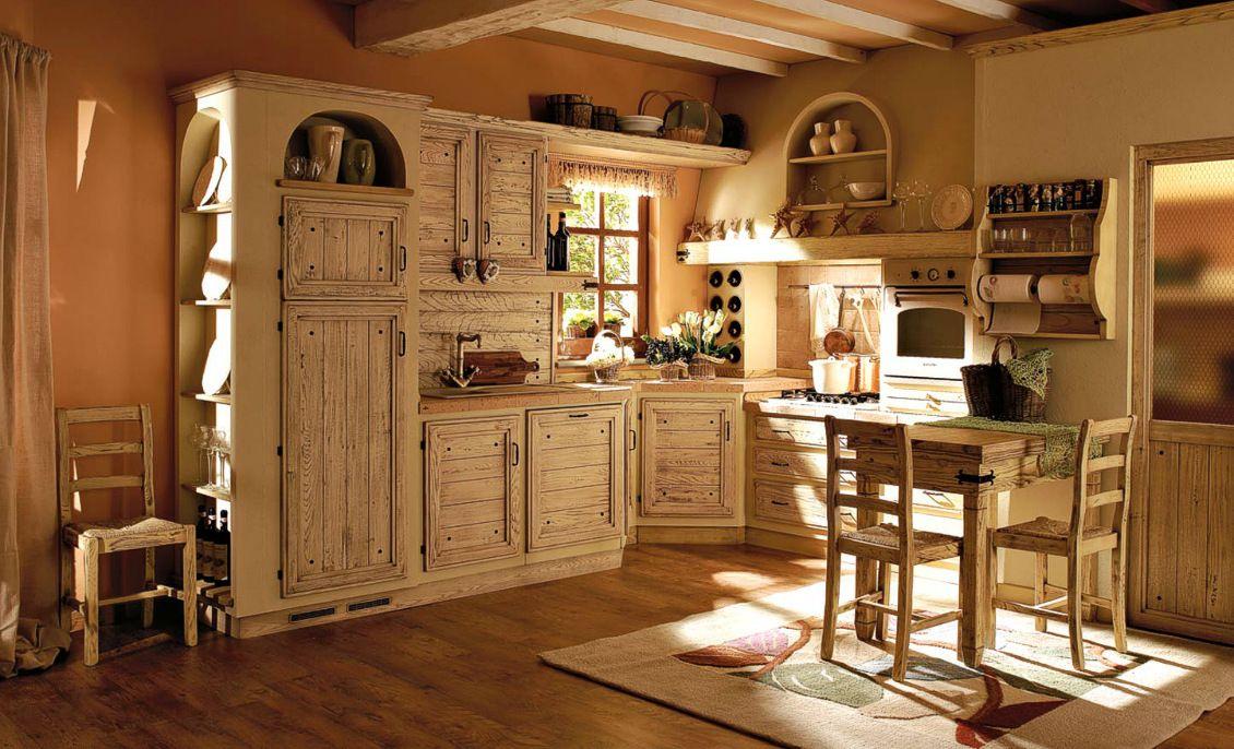 Gemauerte Kuche Rustic Kitchen Decor Italian Kitchen Design Rustic Kitchen