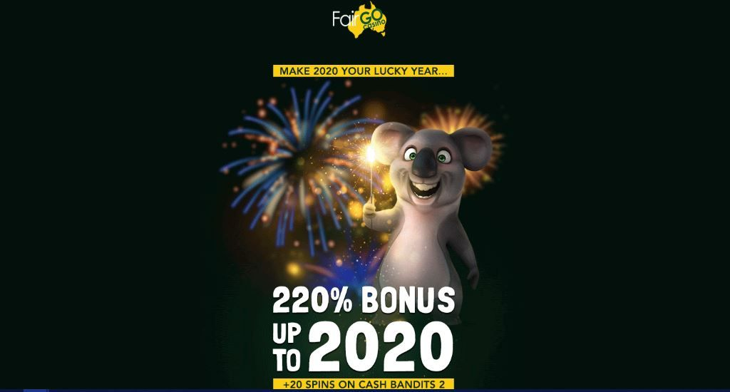 Latest Fair Go casino bonus codes 2020. Up to $2020 New Year bonus