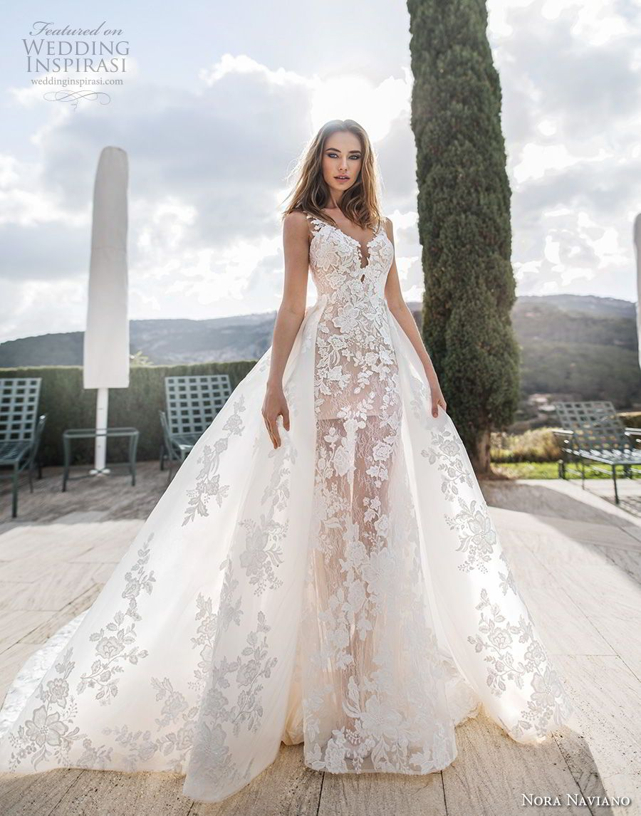 "Nora Naviano 18 Wedding Dresses — ""Voyage"" Bridal Collection"