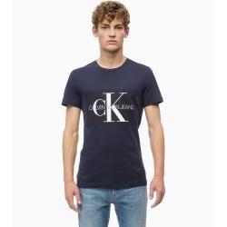Calvin Klein Schmales Logo-T-Shirt M Calvin Klein
