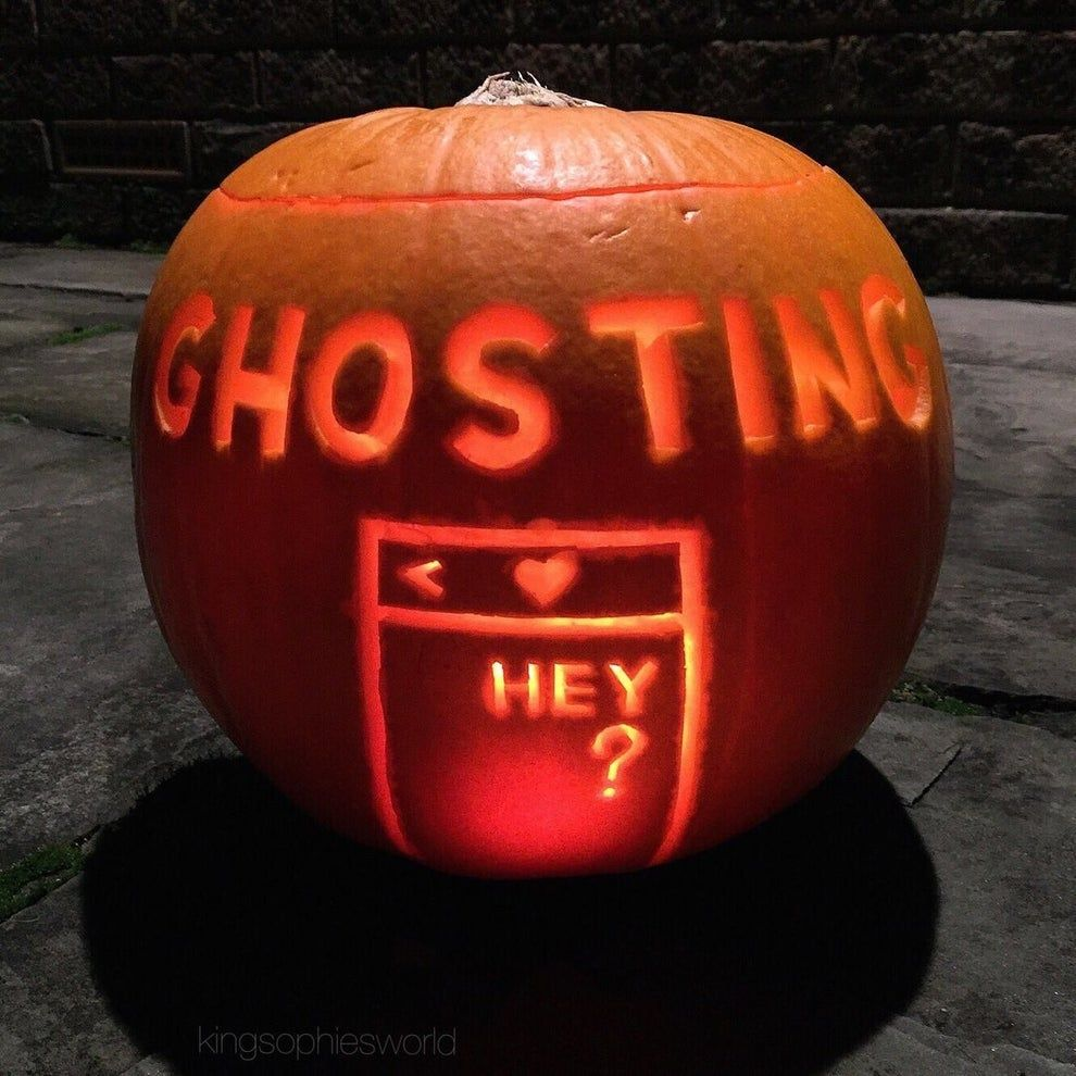 16 Pumpkins That Will Scare The Living Daylights Out Of Every Millennial