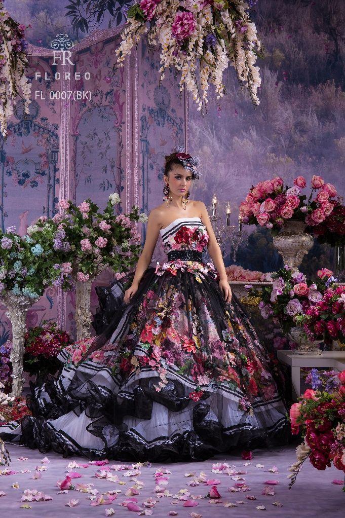 Famoso Vestido De Fiesta Temática Mexicana Colección de Imágenes ...