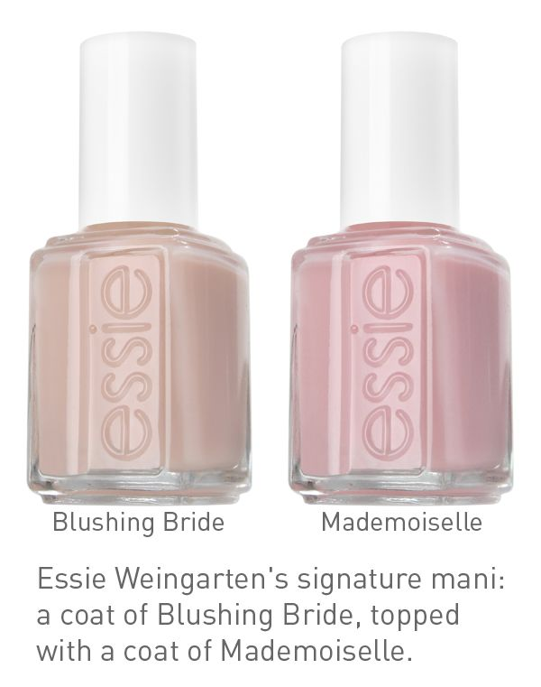 Now You Can Get Your Essie Manicure At An Actual Essie Salon Essie Manicures Manicure Nail Polish