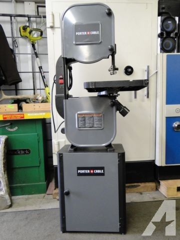 Porter Cable 14 Bandsaw Upgrades