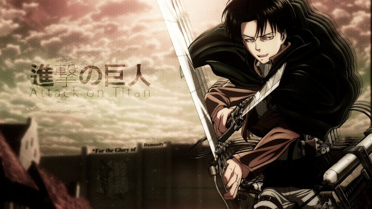 Levi Attack on Titan Wallpaper 1920x1080 by Citnas