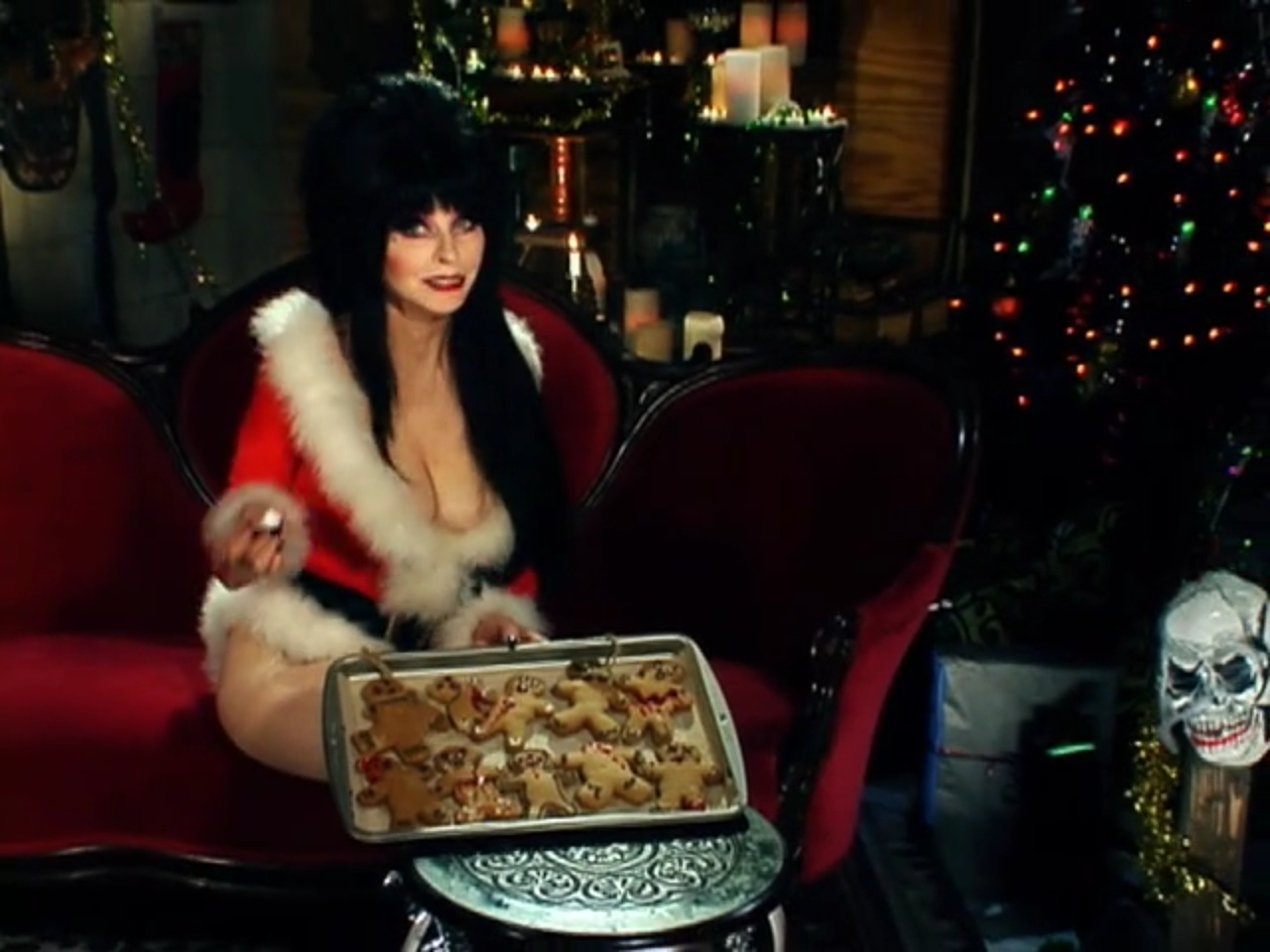 Christmas Cookies #Elvira | Elvira stuff! | Pinterest | Christmas ...