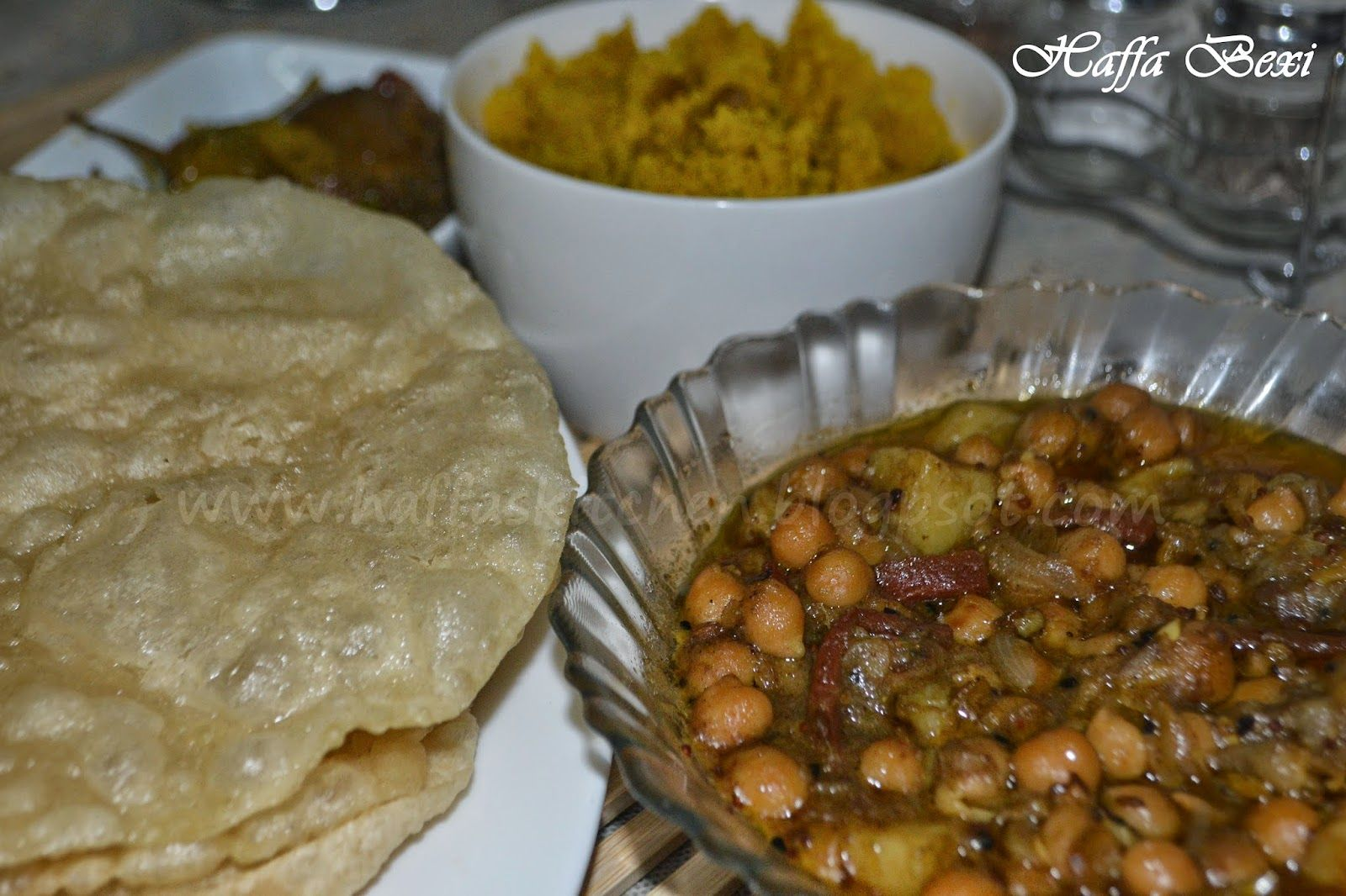 Halwa Puri Recipe Halwa Puri Cholay Recipe Traditional Pakistani Breakfast Recipe Indian