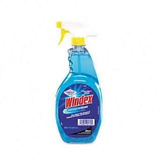 Empty Windex Out Put In Blue Gatorade Drink In Public Enjoy The