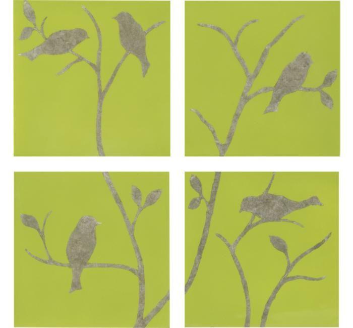 bird stencils   Charlotte Cottage: Nest (n.): A place of retreat ...