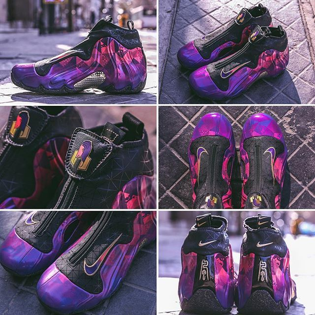 new product adac1 8d80c Nike Air Flightposite CNY Chinese New Year BV6648-605 Release Date - SBD