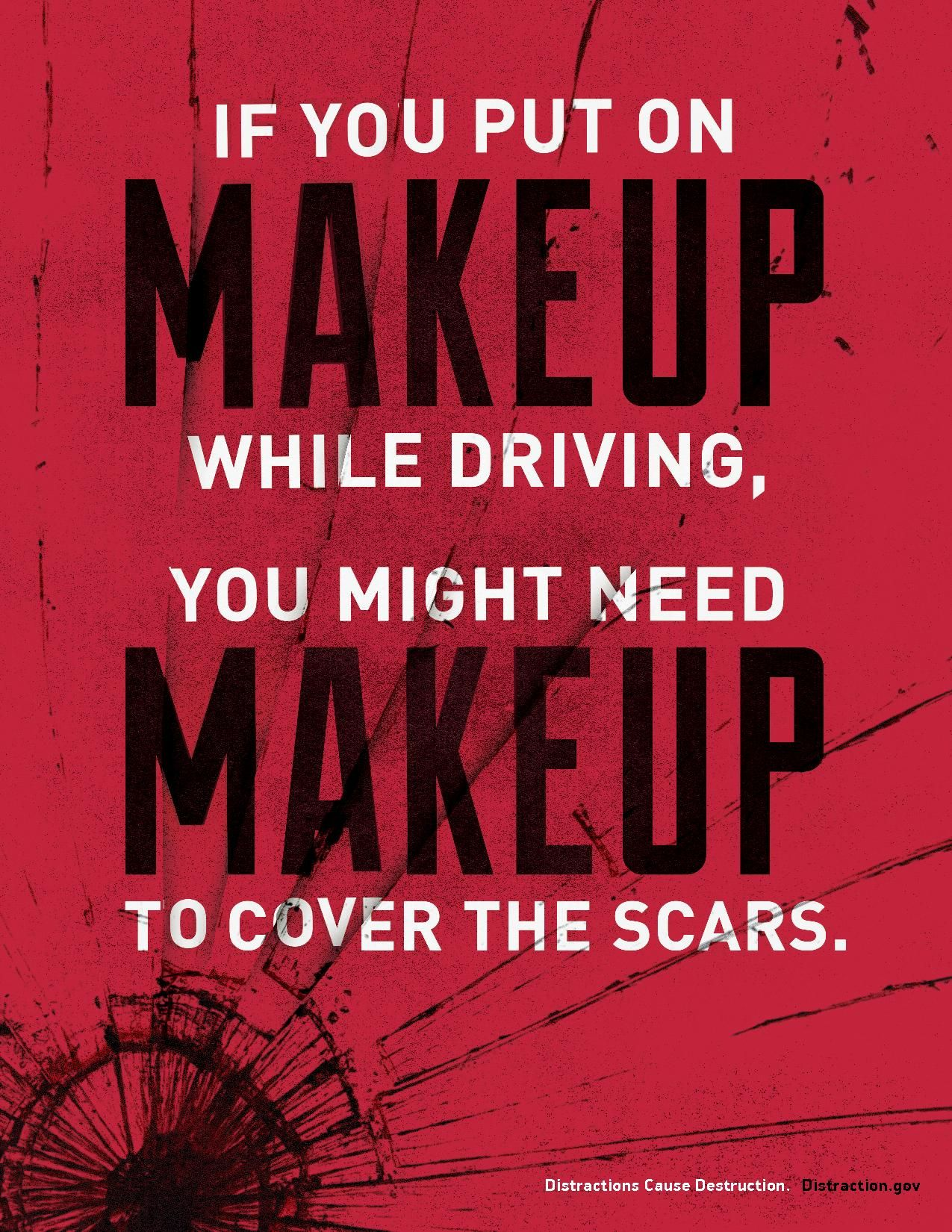 April is Distracted Driving Awareness Month Distracted