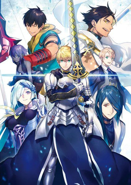 ... (fate/prototype fragments) rider (fate/prototype fragments) caster (fate/prototype fragments) archer (fate/prototype fragments) nakahara (mu tation) ...