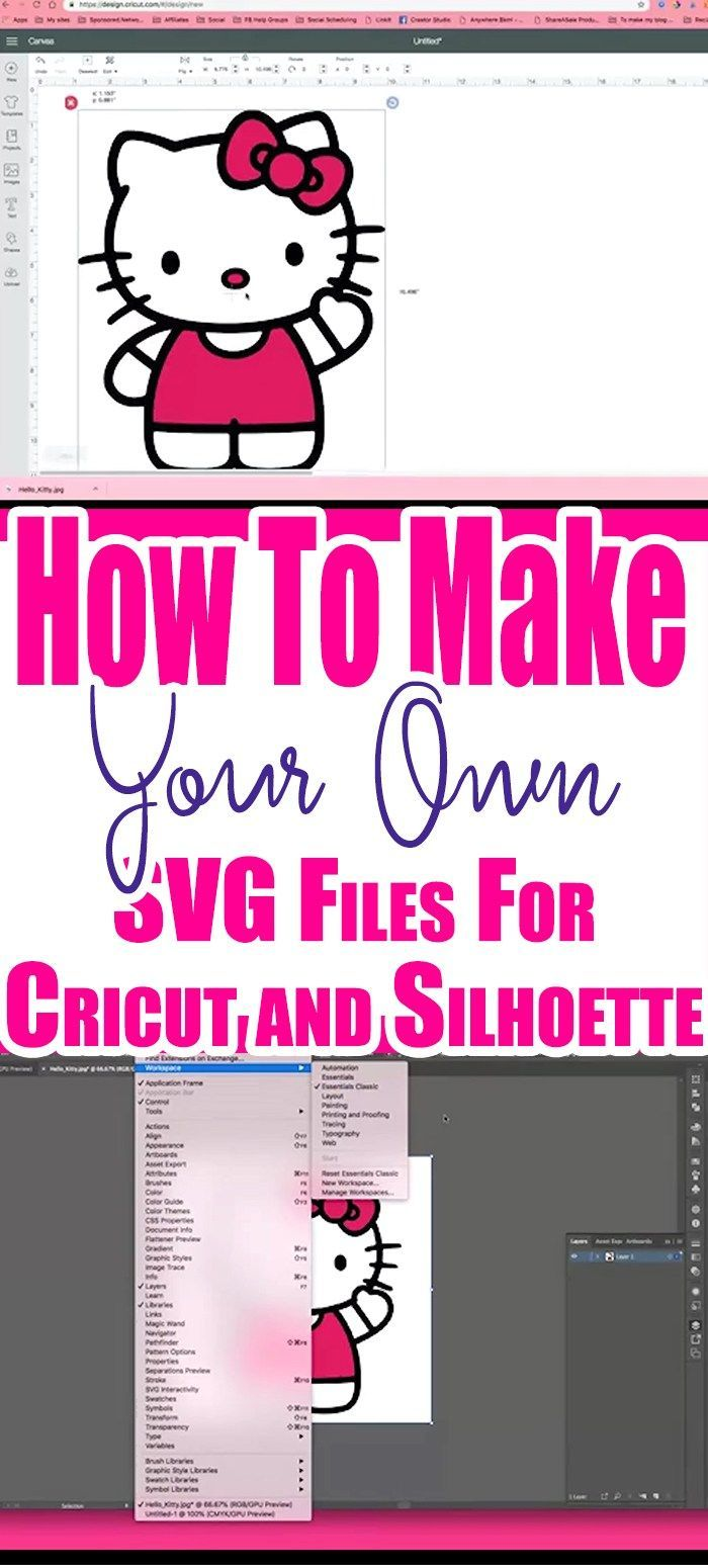 files papercraftingtosellsilhouettecameo SVG How To
