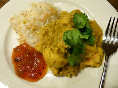 Good food and red shoes hairy bikers chicken korma curry food good food and red shoes hairy bikers chicken korma forumfinder Gallery