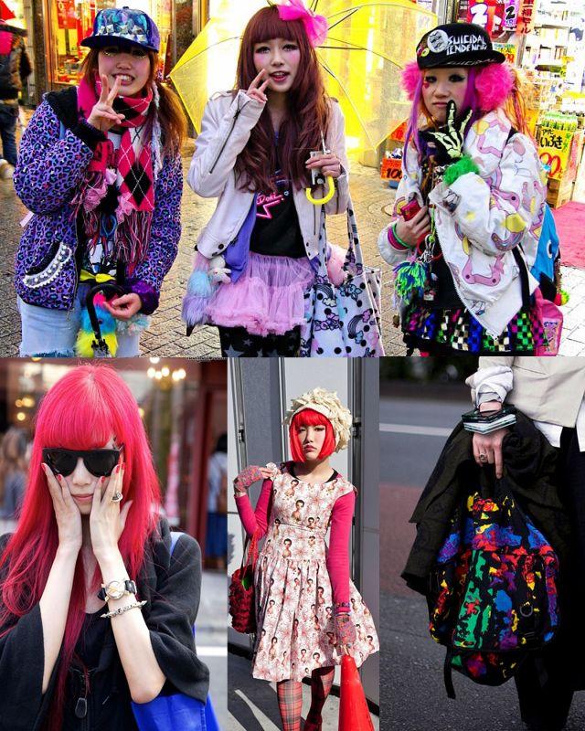Inspiração da semana - color Tokyo!
