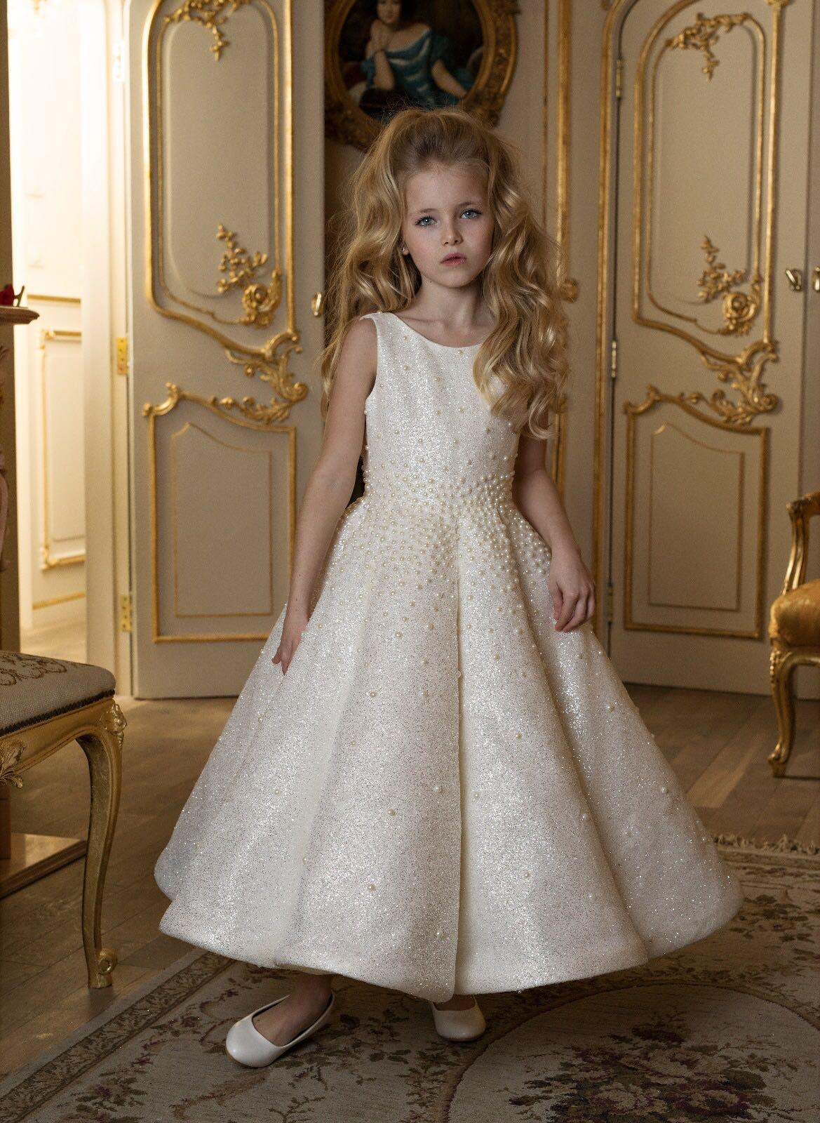 Dovita kids u collection magnum model flower girl dresses