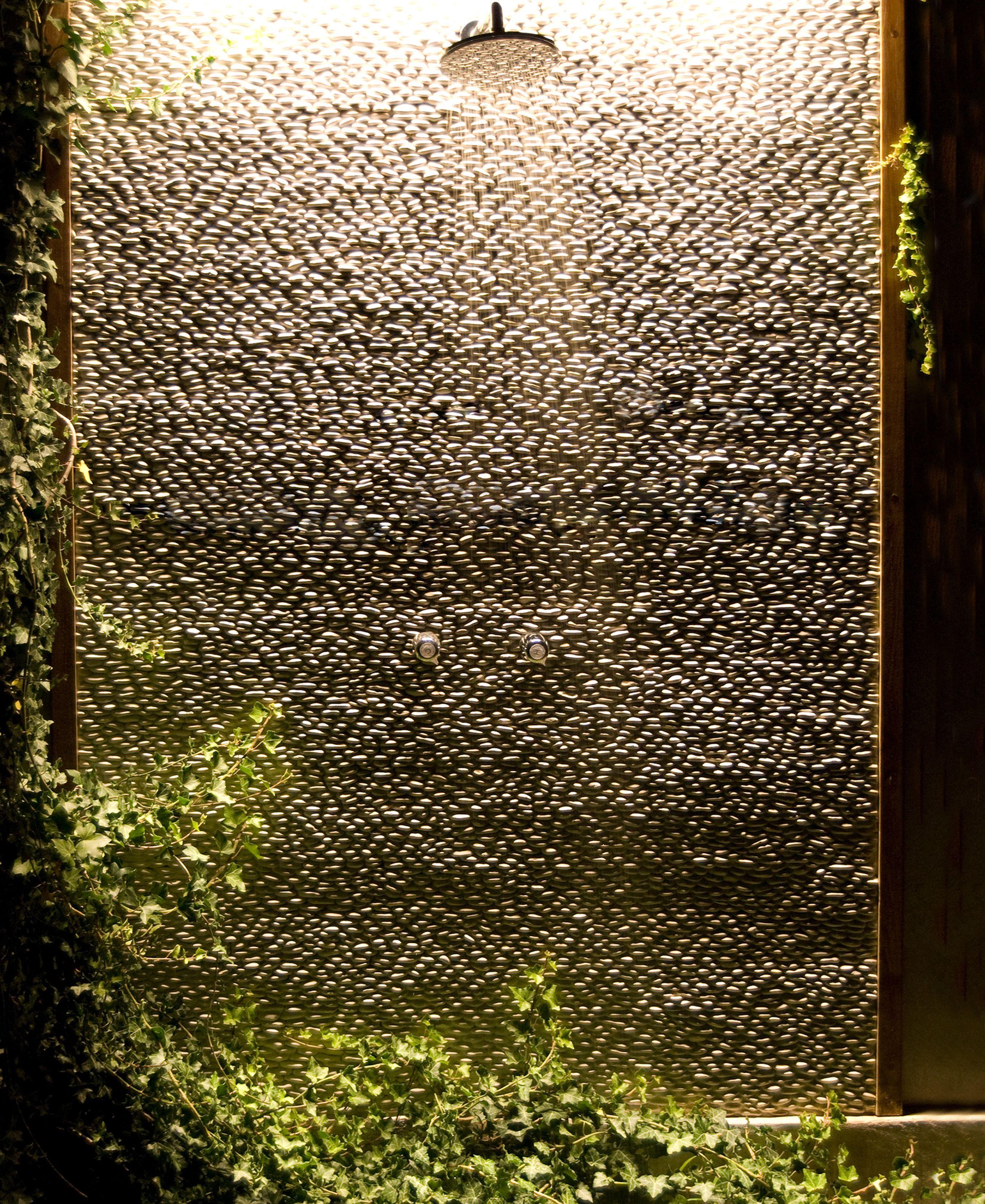 Illuminate textured walls  Modern LED Lighting for The Bathroom