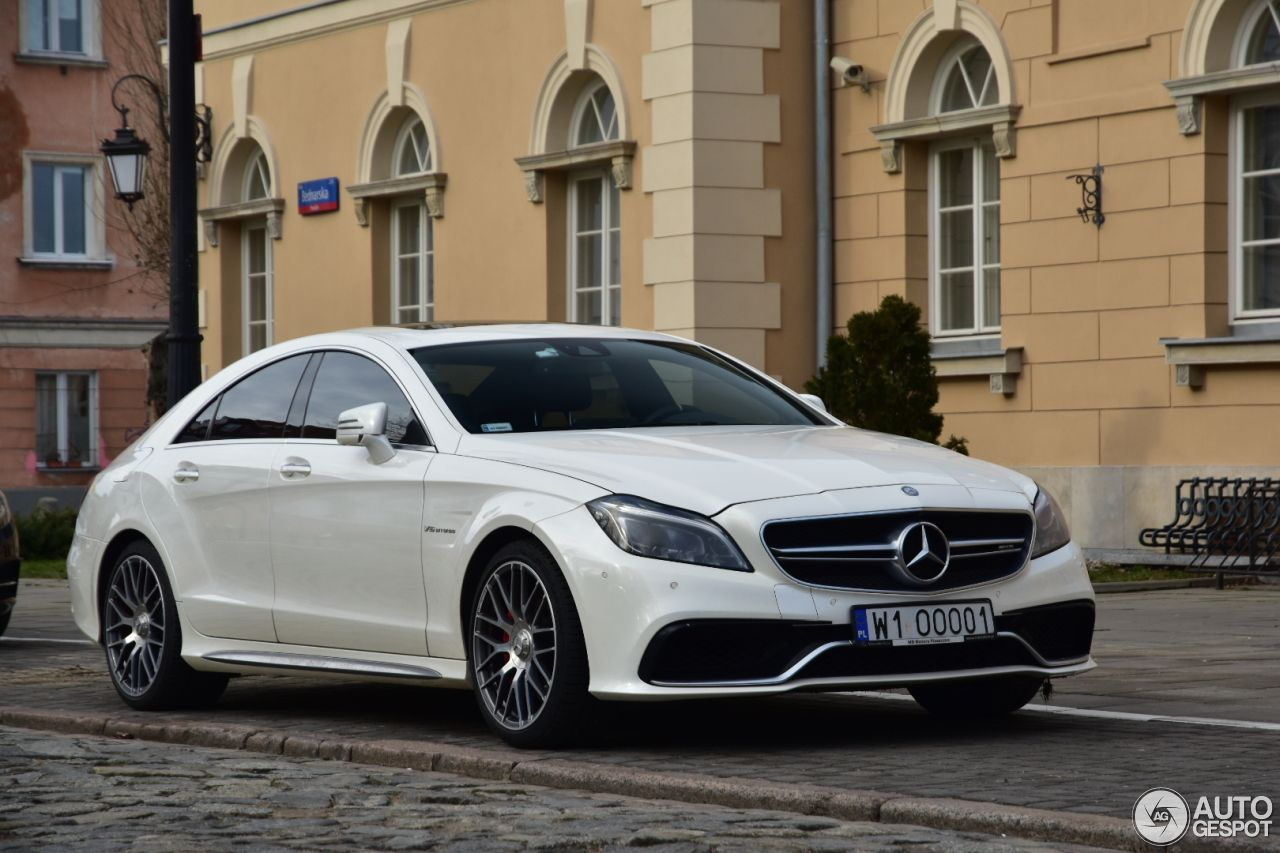 Mercedes Benz Cls 63 Amg S C218 2015 31 January 2018 Autogespot Mercedes Benz Cls Mercedes Benz Cls 63 Amg