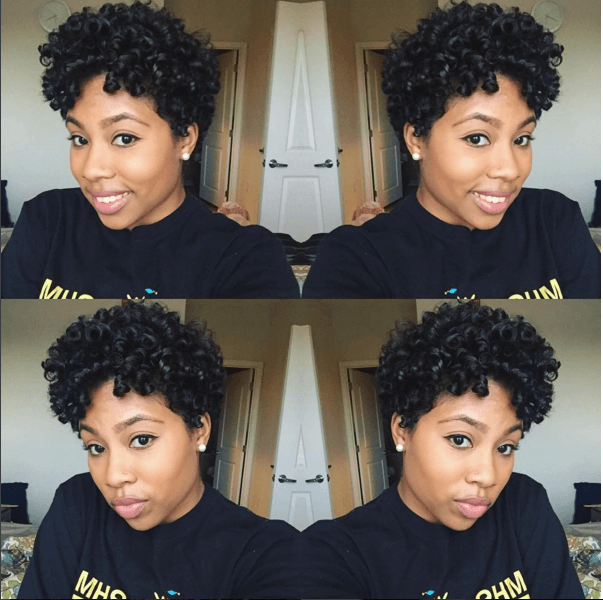Pin On Curly Hairstyles For Black Women