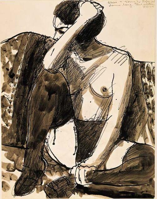 Richard Diebenkorn - Untitled (1964)