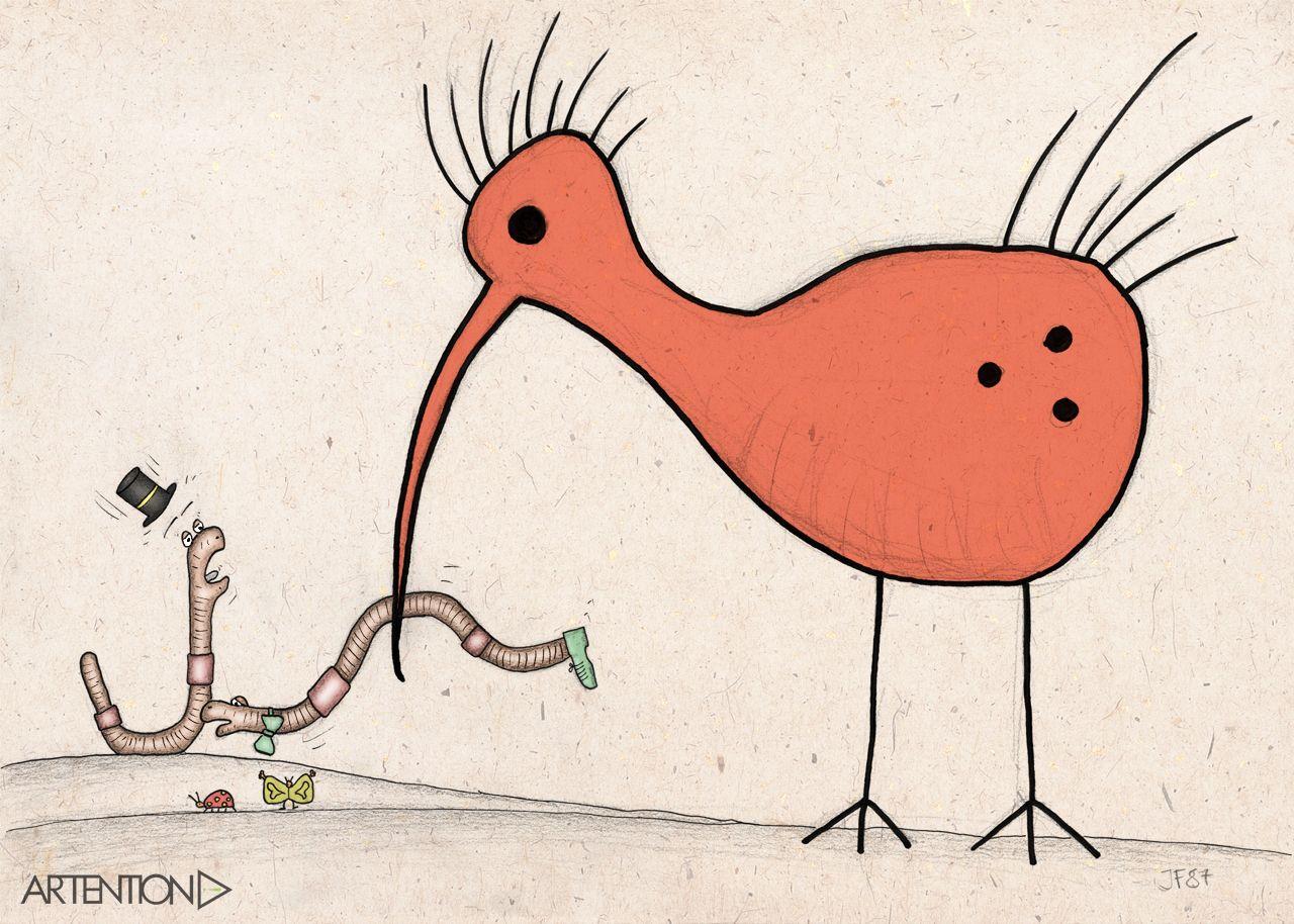 Fågelmat.
