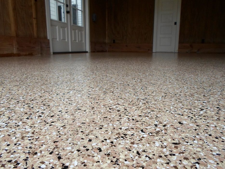 pin epoxy garage floor - photo #16