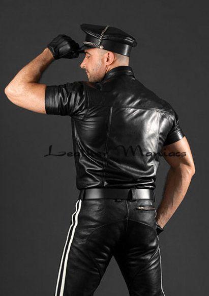 leather muir cap  d7056d6acabc