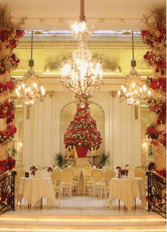 Christmas At The Ritz London.Pin On Christmas Decorating