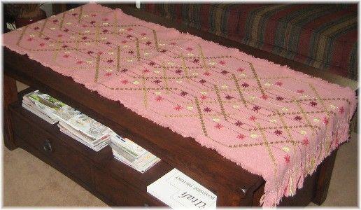 Swedish Weaving Patterns and Instructions | Swedish Weaving Patterns & Swedish weave instructions for Swedish ...