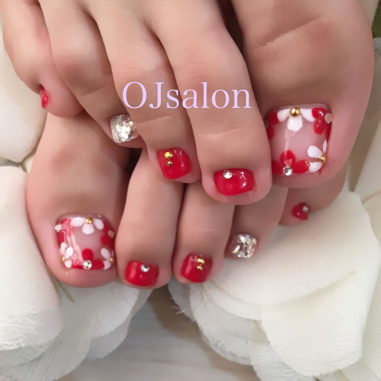 35 Simple and Easy Toe Nail Art Design Ideas | ˙·٠•○♥ Show me your ...