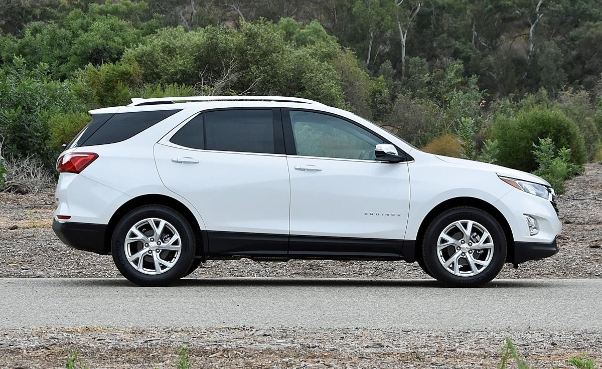 Ratings And Review The 2018 Chevrolet Equinox Is A Good Crossover