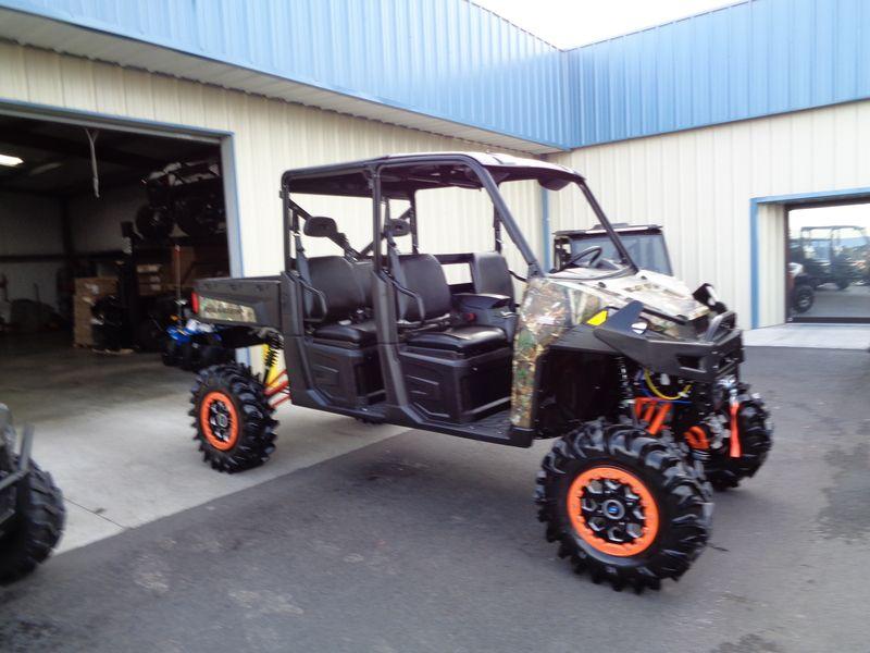 2014 Polaris® Ranger Crew® 900 EPS Polaris Pursuit® Camo
