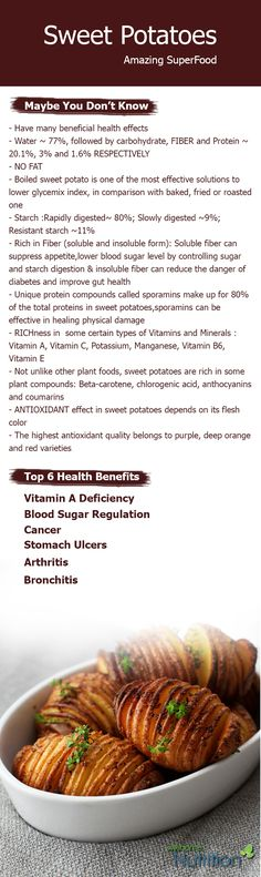 Health benefits of sweet potatoes: top 6 #health #benefits of #sweet potatoes you should know