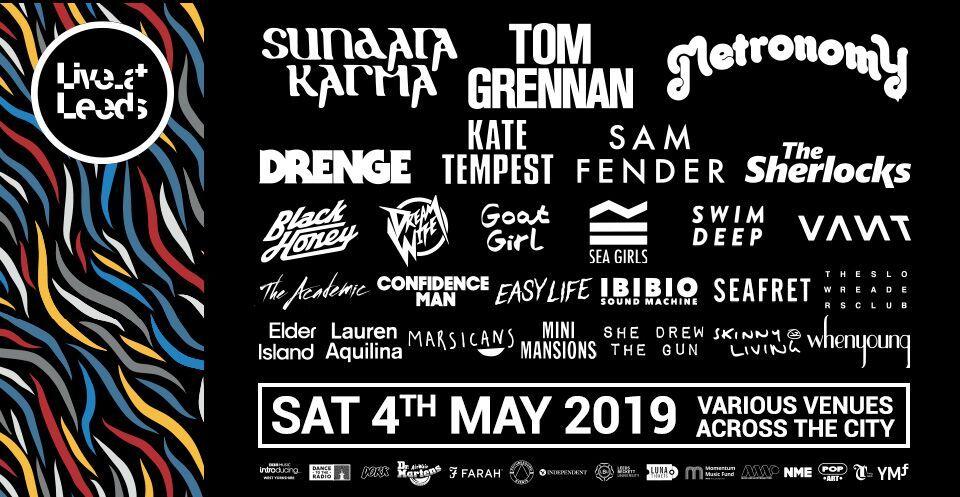 Awesome Lineup At Live At Leeds This Year Music Festivals
