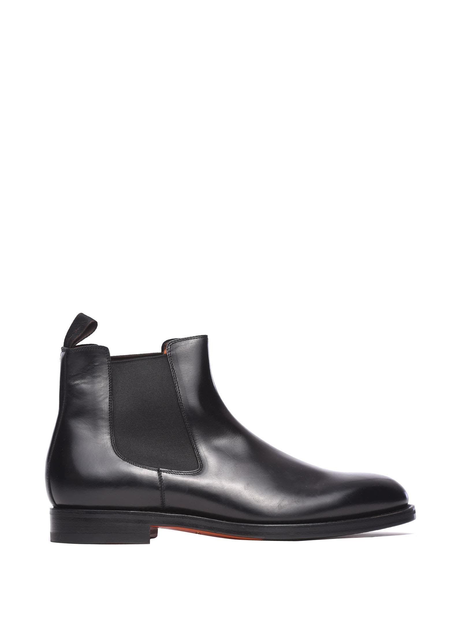 ace20ee8afe SANTONI BEATLES ANKLE BOOTS.  santoni  shoes