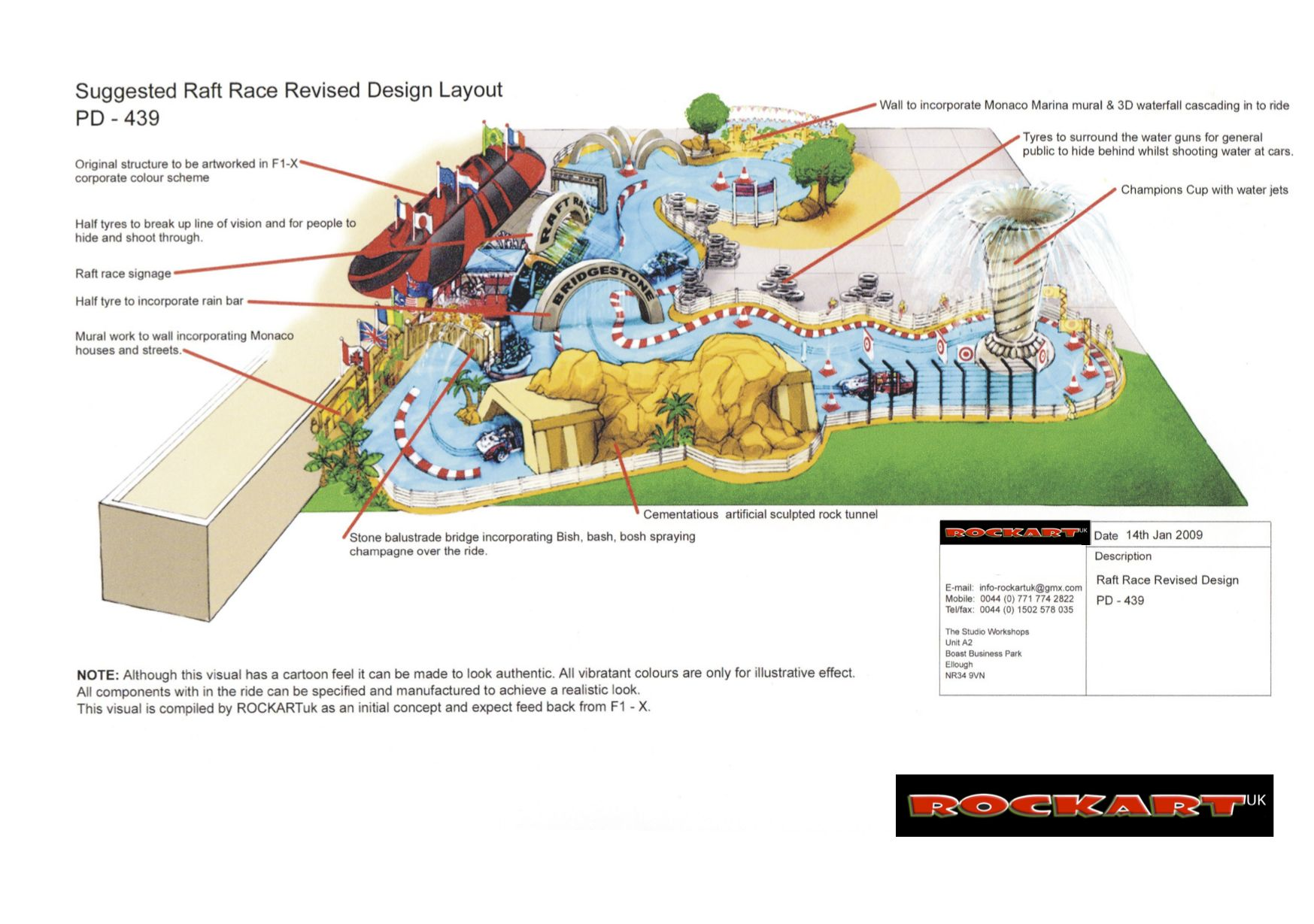 Ride Design For F1 X Theme Park Dubialand Dubia Uea By Rockartuk Parking Design Theme Park Design