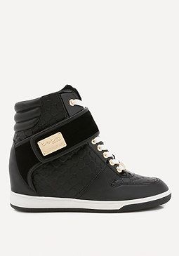 ac4263c69a0f bebe Colby High Top Sneakers